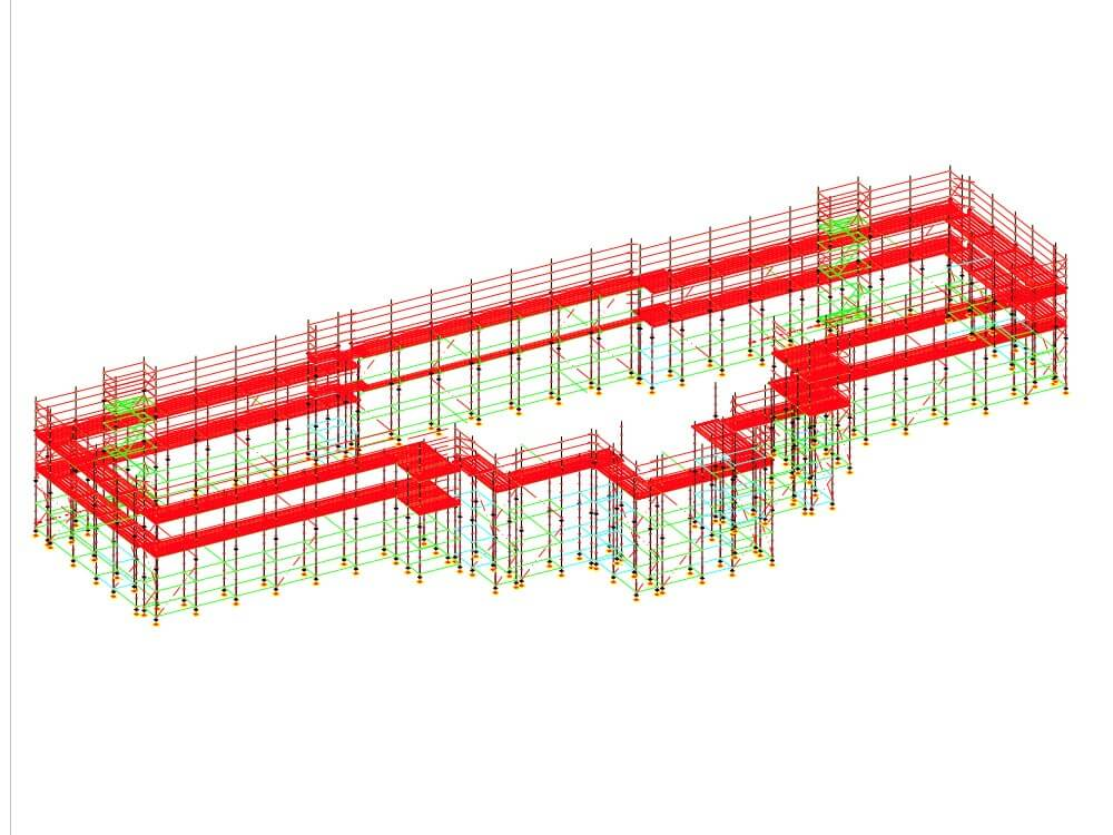 3D Scaffold Design