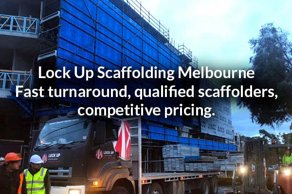 scaffolding Melbourne